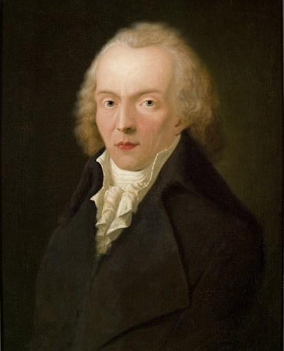 Portrait of Jean Paul (1763-1825)