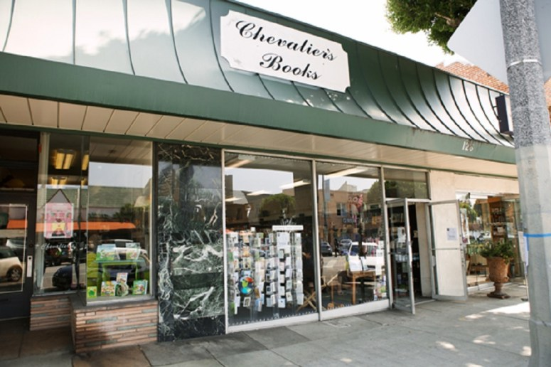 Chevalier's Books: The heart of the local Los Angeles literary community, Chevalier's has been celebrating the world of books since 1940.