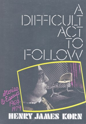 A Difficult Act to Follow