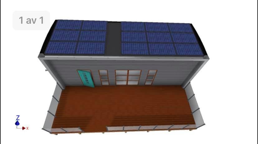 Med egna solceller så bidrar man till en minskad elförbrukning vilket leder till en mindre påverkan på vår miljö.