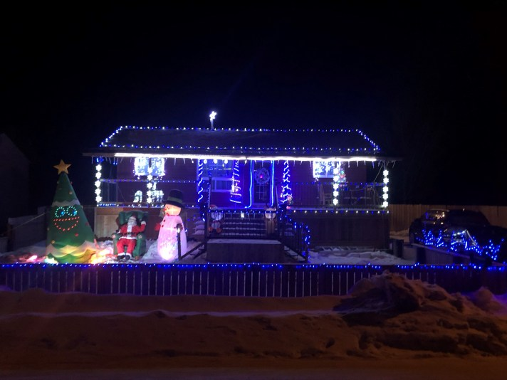 4th Place Lights: Carol Sutherland