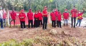 Ketua DPC PDIP Kabupaten Bolsel, Hi.Iskandar Kamaru