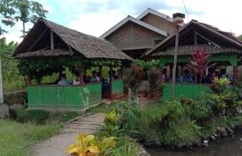 Rumah makan milik Hadija Montol bertempat di Kelurahan Motoboi Besar.