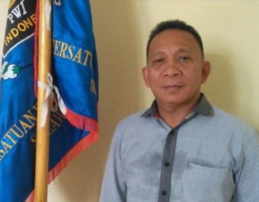 Ketua PWI Sulawesi Utara (Sulut), Voucke Lontaan