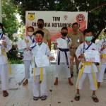 30 Atlet Karate Inkanas Kotamobagu Ukir Prestasi Tingkat Nasional