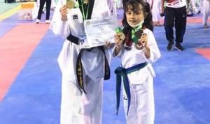 Atlet Taekwondo Kotamobagu Kembali Torehkan Prestasi di Gorontalo