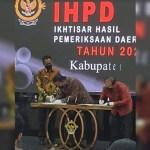 Pemkab Bolmut Serahkan LKPD ke BPK-RI Perwakilan Sulut