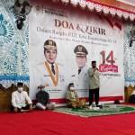 Syukuri Capaian Pembangunan di HUT Ke 14, Pemkot Gelar Doa dan Zikir