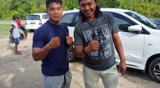 Juara MMA One Pride Indonesia Pulang Kampung
