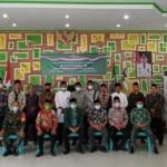 Arsit Binol Dilantik Ketua NU Kecamatan Kaidipang