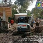 BPBD Terus Update Laporan Kejadian Bencana Alam di Bolmong Hingga Sabtu 25 September 201