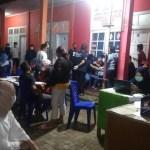 Dinkes Lakukan Vaksinasi Covid-19 di Pasar Kuliner Kotamobagu