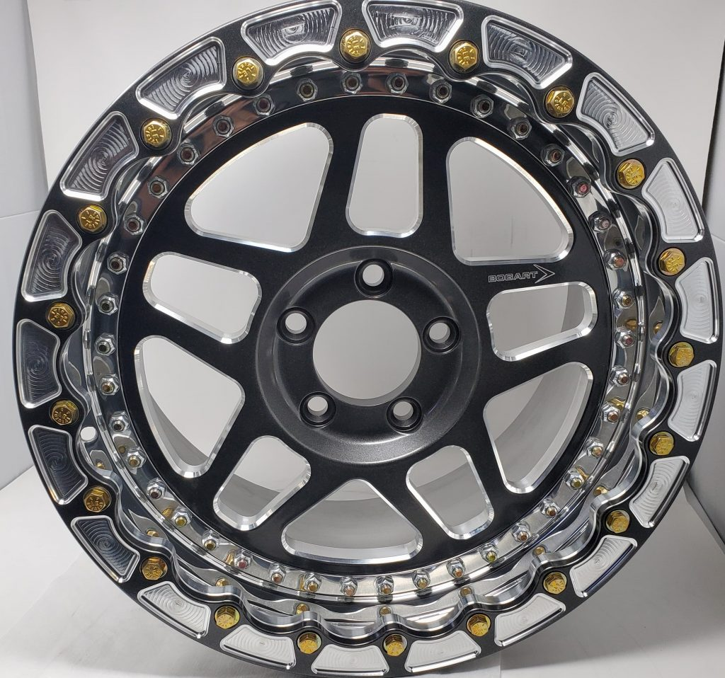 17x11 Bolted D10 with beadlock