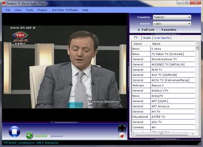تحميل برامج تلفزيون مباشر