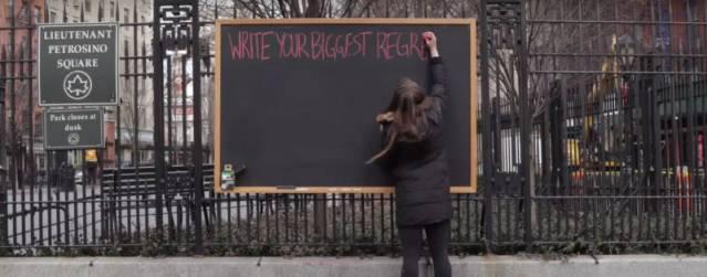 Care e cel mai mare regret al tău?