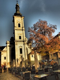 Piata Muzeului - Cluj-Napoca