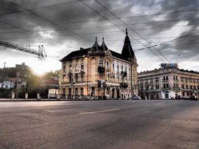 Centru Cluj-Napoca - Aprilie 2014