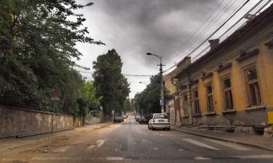 str. Emil Racovita Cluj-Napoca - Septembrie 2012