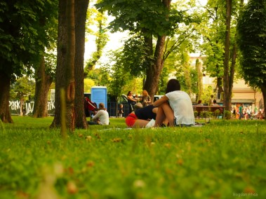 Jazz in the Park - Iulie 2014 Parcul Central Cluj-Napoca