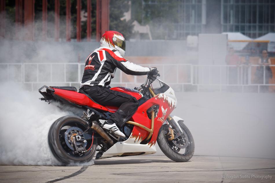 Angyal Zoltan - Stunt Rider
