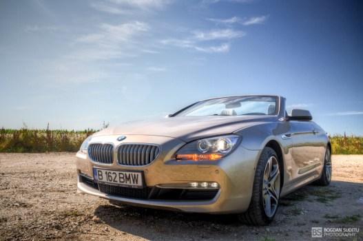 BMW 650i HDR