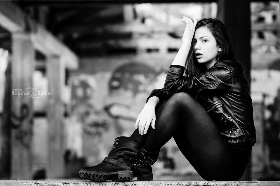 Unique Models Agency / Alexandra © Bogdan Suditu