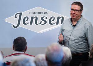 Bjarne Jensen fortæller Historier om Jensen