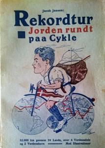 Jensen-bog Rekordtur Jorden rundt på Cykle