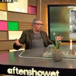 Bjarne Jensen i Aftenshowet