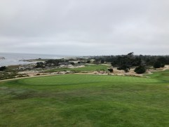 Looking back on 2nd green from 3rd tee.