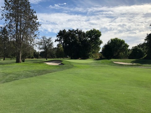 Middle - 6th approach.