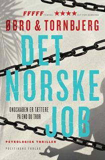 Det norske job Book Cover