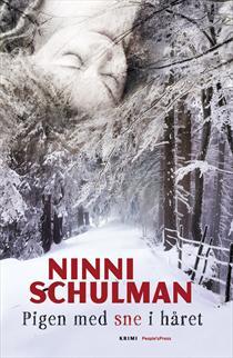 Pigen med sne i håret Book Cover