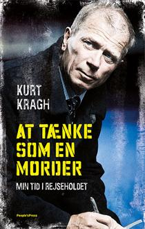 At tænke som en morder Book Cover