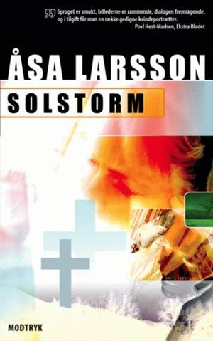 Solstorm Book Cover