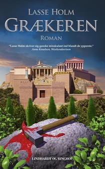 Grækeren Book Cover