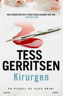 Kirurgen Book Cover