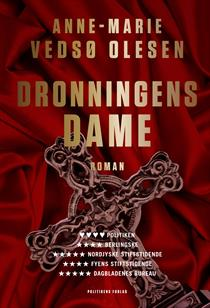 Dronningens Dame Book Cover