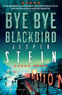 Bye Bye Blackbird Book Cover