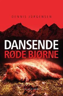 Dansende Røde Bjørne Book Cover