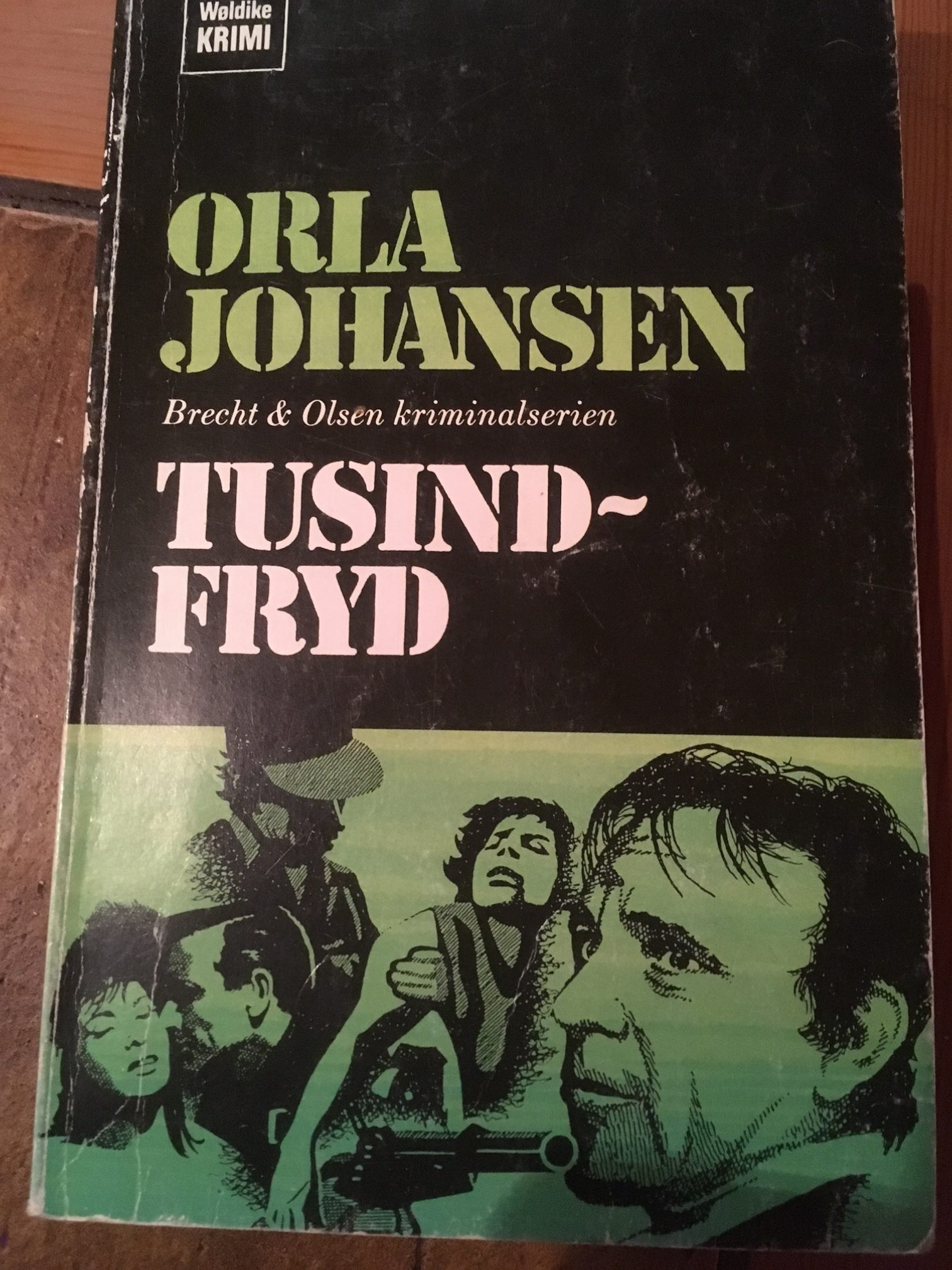 Tusindfryd Book Cover