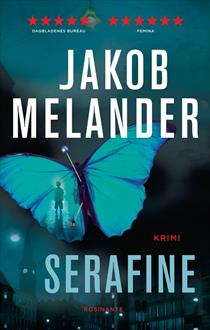 Serafine Book Cover