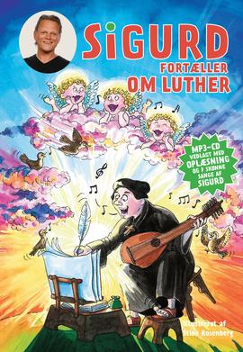 Sigurd fortæller om Luther Book Cover