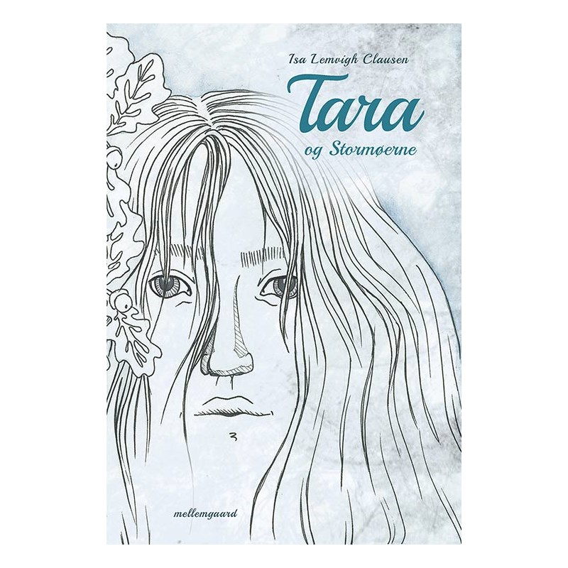 Tara og stormøerne Book Cover