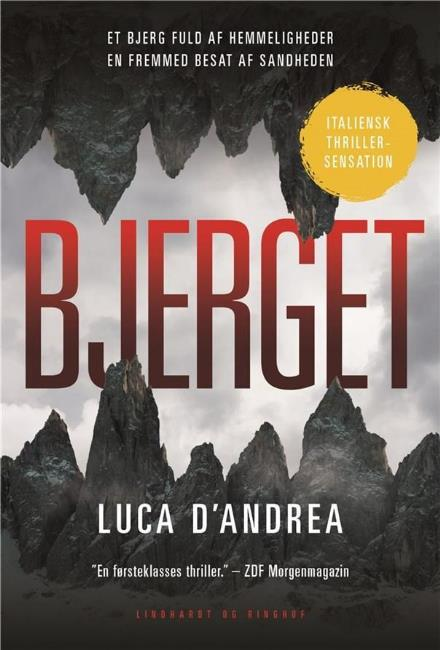 Bjerget Book Cover