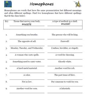 Word Games Word Morphs Worksheets