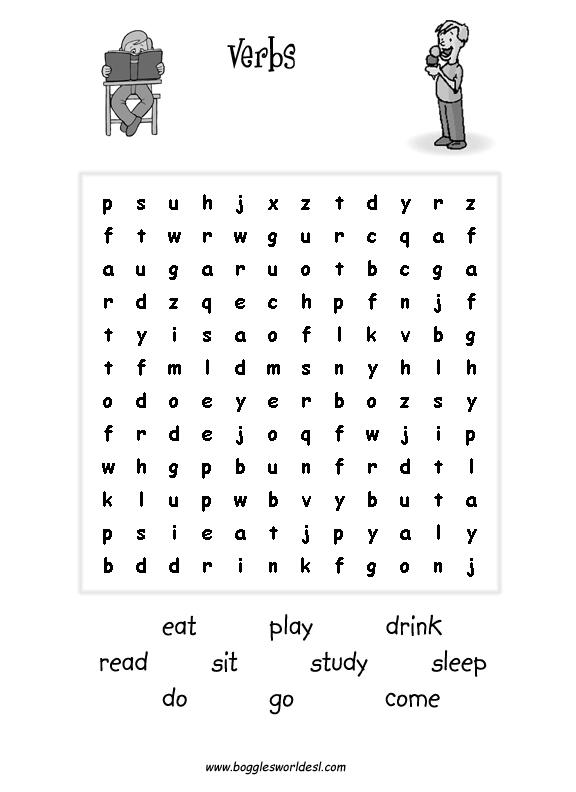 Kindergarten Vocabulary Pdf Lists