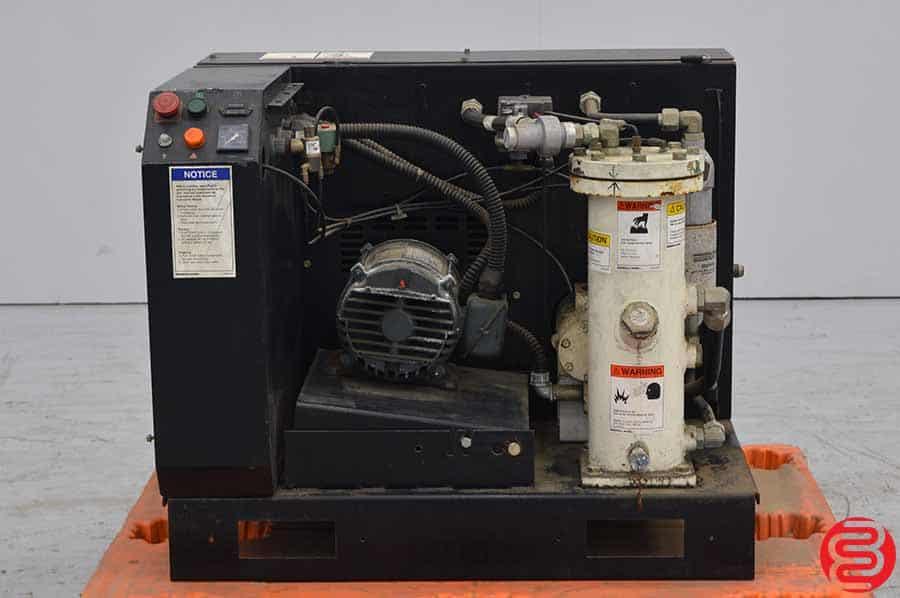 Hp Rand Ingersoll Air 7 Compressor 5