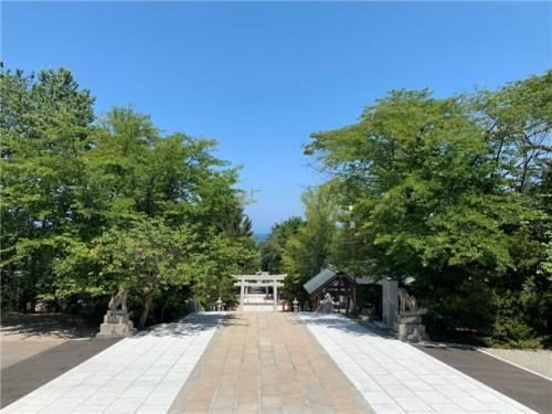 小樽住吉神社のご利益とお守り!厄払いやお祭り情報は?