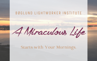 A Miraculous Life Starts with Your Mornings.